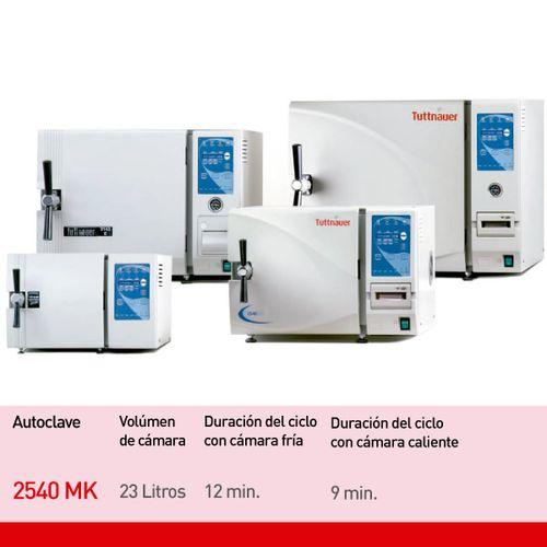 Autoclave-tuttnauer-2540-mk-220v