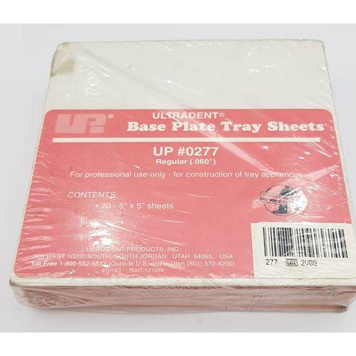 ULTRADENT-BLASE-PLATE-TRAY-SHEET--080--