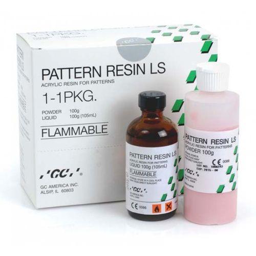 Pattern-Resin